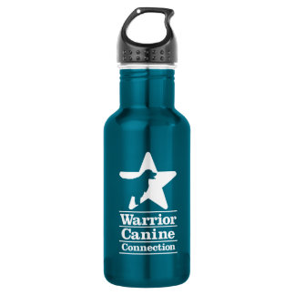 WCC navy Stainless Steel Water Bottle