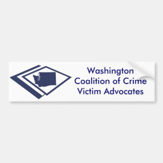 WCCVA Bumper Sticker