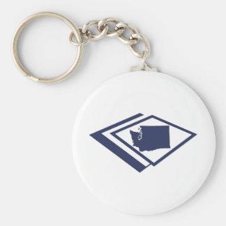 WCCVA Logo Items Key Chain