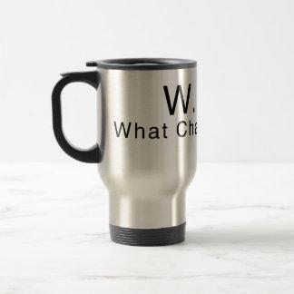 WCD Champion Travel Mug Mug
