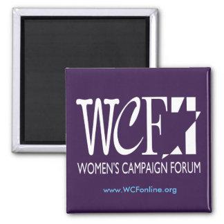 WCF logo magnet