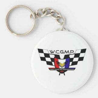WCGMP Key Chain