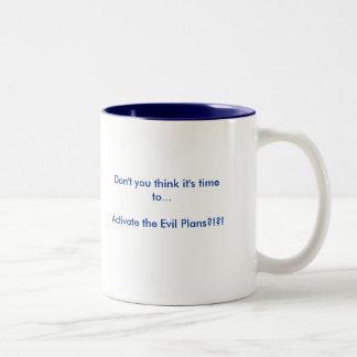 WCP Mad Scientist Monthly World Domination Mug