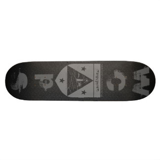 WCPS Skate Board Deck