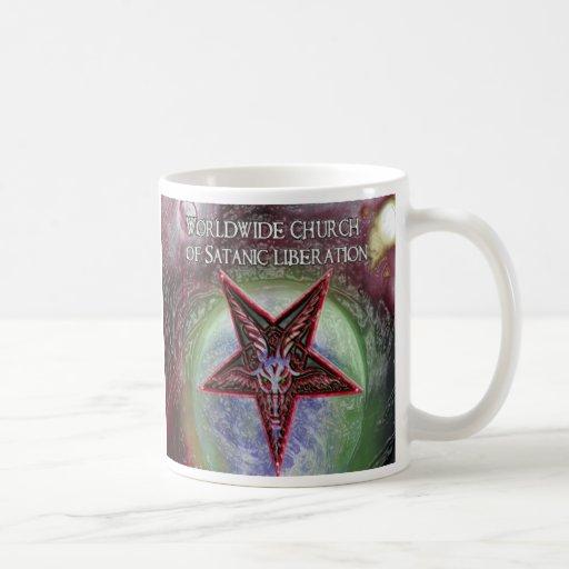 WCSL Baphomet mug - Customized