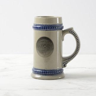 WCSL Medallion logo beer stein! Mug