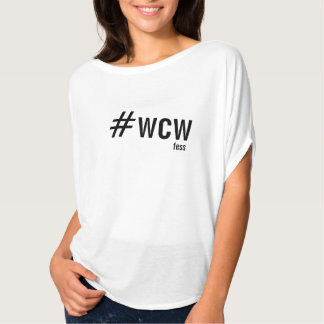 #wcw Women's T T-Shirt
