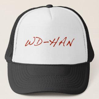 WD-HAN Merch Trucker Hat