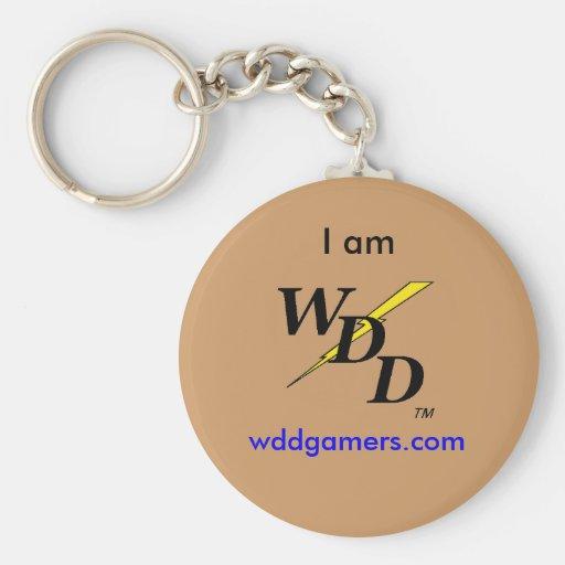WDD key chain