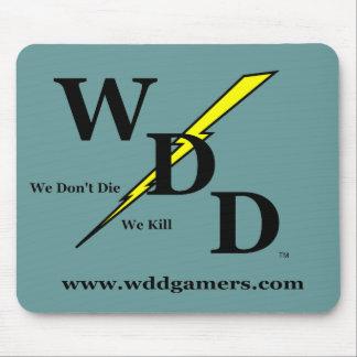 WDD logo mouse pad