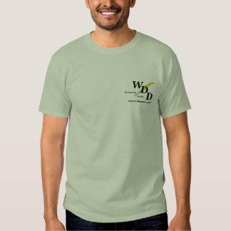 WDD MAG & logo T-shirt