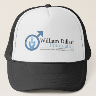 WDF_full_logo_cap Trucker Hat