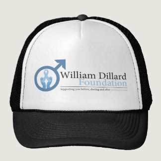 WDF_full_logo_cap Trucker Hat