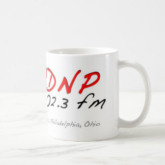 WDNP 102.3 Dover/New Philadelphia, Ohio Radio Coffee Mug