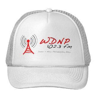 WDNP 102,3 gorra de radio de Dover/de nueva Philad