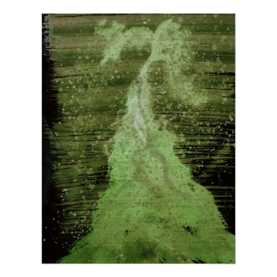 WDV - 170 - Moss Poster