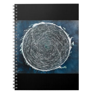 WDVH - 0008 - Trade of Labyrinth I-2.jpg Spiral Note Book
