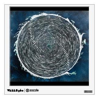 WDVH - 0008 - Trade of Labyrinth I-2.jpg Wall Sticker