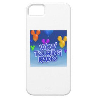 WDW que viaja al caso de radio del iPhone 5 iPhone 5 Carcasa