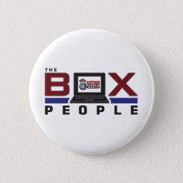 WDW Radio Box People Pinback Button