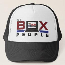 WDW Radio Box People Trucker Hat