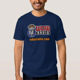 WDW Radio Logo Gear T-Shirt