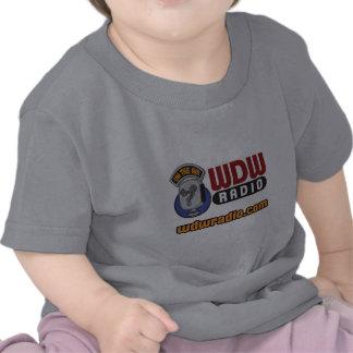 WDW Radio Logo Gear Tee Shirts