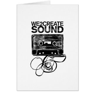 We2Create Sound K7 Card