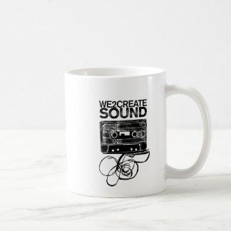 We2Create Sound K7 Coffee Mug