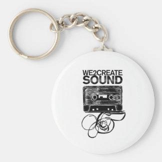 We2Create Sound K7 Keychain