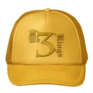 We 3 Kings Cap Trucker Hat