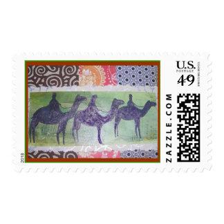 We 3 Kings Postage Stamps