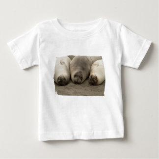 We 3 Seals T Shirt