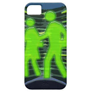We Adore GREEN Champions Walk Talk Inspire NVN240 iPhone 5 Covers