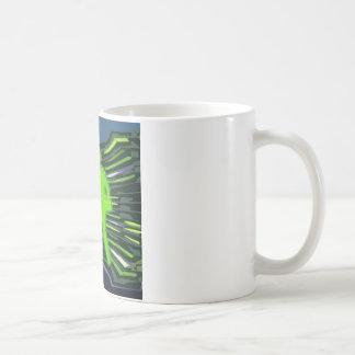 We Adore GREEN Champions Walk Talk Inspire NVN240 Classic White Coffee Mug