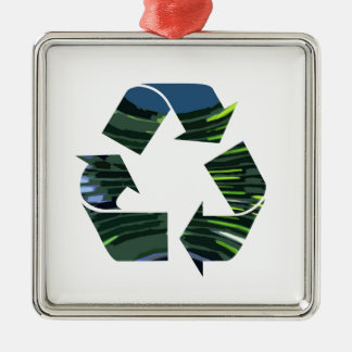 We Adore RECYCLE Champions NVN253 Environment fun Christmas Ornaments