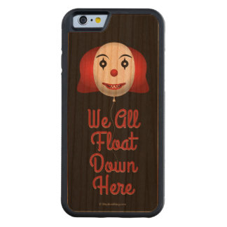 We All Float Down Here Carved Cherry iPhone 6 Bumper Case