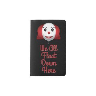 We All Float Down Here Pocket Moleskine Notebook