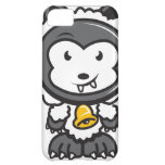 We all have a wolf in sheep clothing side. case for iPhone 5C