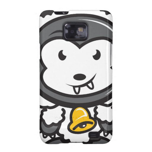 We all have a wolf in sheep clothing side. samsung galaxy SII case