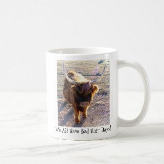 We All Have Bad Hair Days! Coffee Mugs