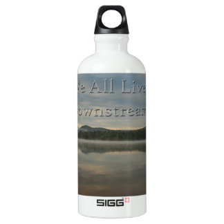 We All Live Downstream Liberty Bottle