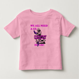 We All Need A Lil Country In Us Toddler T-shirt