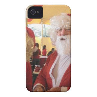 WE ALL NEED LOVE SANTA Hohoho!.jpg iPhone 4 Cases