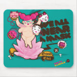 We all wear a mask mouse pads