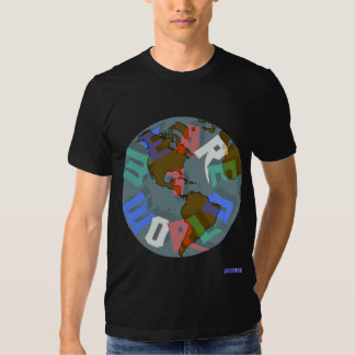 We Are 1 World T-Shirt