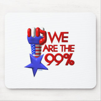 We are 99% rising star mouse pad