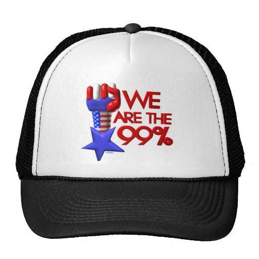 We are 99% rising star trucker hat