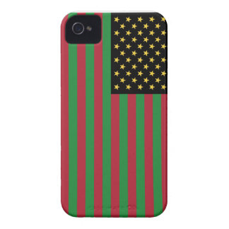 We Are All America - African & American iPhone 4 Cover