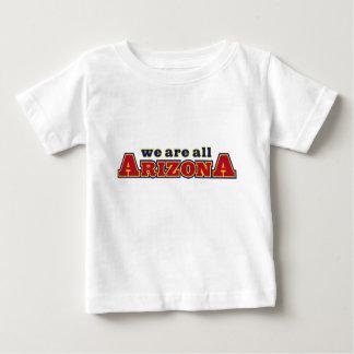 We Are All Arizona Baby T-Shirt